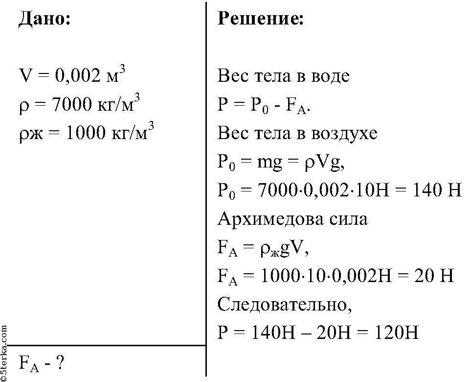 Лабораторная Работа По Физике 7 Класс Ответы