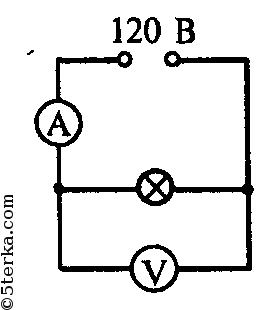 Схемы включения приборов в цепь