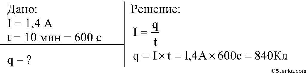 решебника по Физике, 8 класс,