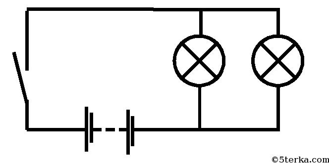 параллельного соединения