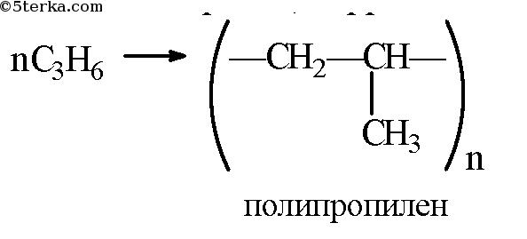 Полипропилен применяется для