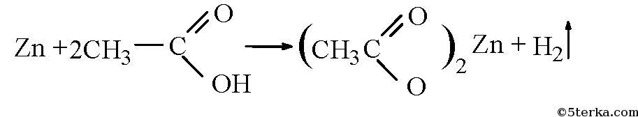 Практическая работа № Карбоновые кислоты Все кислоты