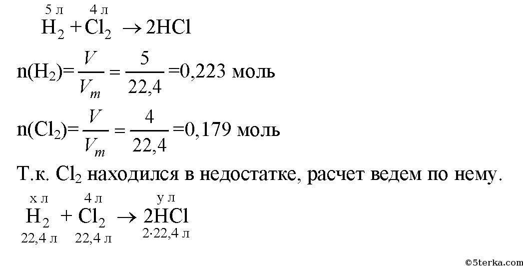 Химия гдз 8 класс радетский вариант 2 страница 22 номер