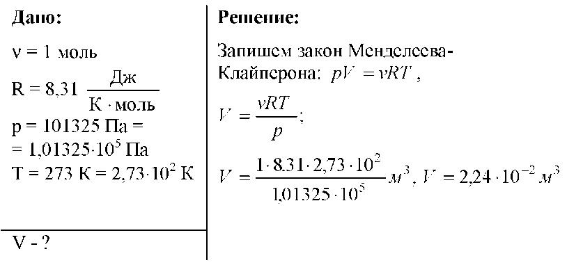 Глава iii уравнение состояния